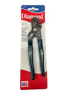 "Diamond 6"" Groove Joint Pliers HL16PH"