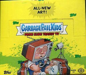 Garbage Pail Kids 2016 Prime Slime Factory Sealed Box 24 Packs