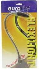 EUROLITE Schwanenhals-Lampe 12V 5W Halogen BNC Flexilight Leuchte Mini-Light NEU