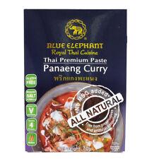 70g Blue Elephant Panang Curry Panaeng Paste Authentic Thai Cuisine Recipe