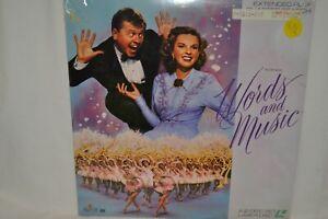 Laserdisc Judy Garland (set of Six Discs)