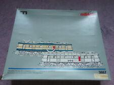 boite box vide LOCOMOTIVE série 118 E18 MARKLIN HO 3667