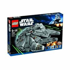Falcon Star Wars Box LEGO Complete Sets & Packs