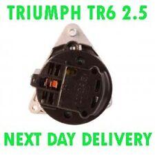 Triumph Tr6 2,5 Convertible 1972 1973 1974 1975 1976 Remanufacturado Alternador