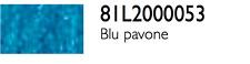 BLU PAVONE Ly R Polycolor Matita colorata