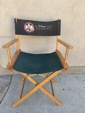 Vintage Folding DIRECTORS Chair Disney Channel