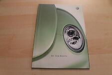 82788) VW New Beetle Prospekt 04/2001