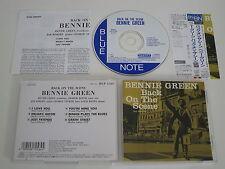 BENNIE GREEN/BACK ON THE SCENE(BLUE NOTE TOCJ-1587) JAPAN CD+OBI