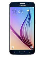 """Samsung Galaxy S6 32GB Black Sapphire 5.1"""" 16MP 3GB RAM 2550mAh AT&T Smartphone"""