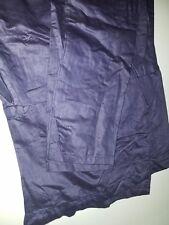 Indian Purple Tussar silk legging free size (new)