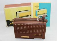 Rare Vintage Planeta  Soviet Pocket Radio Transistor LW MW Portable СССР Планета
