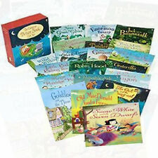 Usborne Picture Book Collection 20 Books Gift Box Set NEW The Enormous Turnip PB