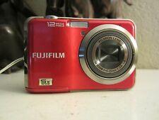 Fujifilm FinePix A Series A230 12.0MP Digital Camera - Red