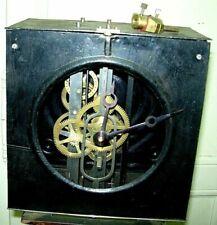 Horloges et pendules du XIXe siècle comtois calendrier