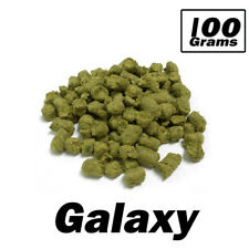 100g Galaxy Hop Pellets Hops Alpha Acid 13.5~14.8% AU Home Brew   Free Shipping