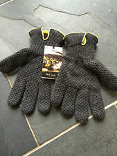 Paul Smith Driving Gloves - size M -  95% wool 5% leather with Cashmere Lining