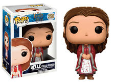 Beauty and the Beast Disney POP  Vinyl Figure Belle Castle Grounds Outfit Funko