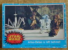 Topps Star Wars Trading card, 15 Artoo-Detoo is left behind!
