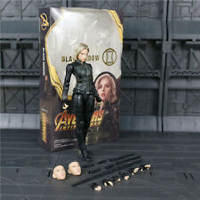 "Marvel Legends The Avengers Infinity War 6""  Black Widow Action Figure Toy"