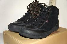 NAPAPIJRI Schuhe SCHWARZ Boots Chuks Damen Herren Gr.36 US:6,5 Sneacker *NEU
