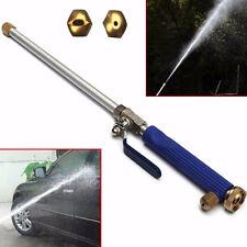 1x High Pressure Car Washer Sprayer Cleaner Watering Nozzle Water Gun Hose 46cm