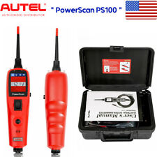 Autel PS100 Diagnostic Electrical System Code Reader Tester Lead Auto Check Tool