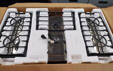 "New Kitchenaid kfgs366vss02 36"" gas cooktop Stainless Steel kfgs366vss Sealed"