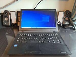 "15.6"" Toshiba Satellite C55-C-1M9 Celeron 4GB 1TB Windows 10 Laptop"