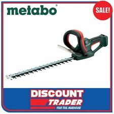Metabo 18V Lithium-Ion Cordless Hedge Trimmer - AHS 18-55V SK - 600463850