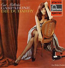 LP Carl Millöcker - Querschnitte aus Gasparone - Die Dubary