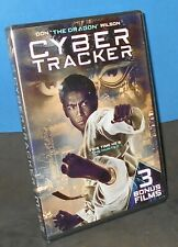 Cybertracker: Includes 3 Bonus Films (DVD, 2016)