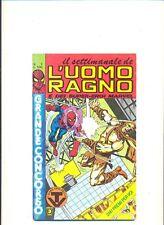 il settimanale dell'uomo ragno n. 7 ( CORNO ED.) -1981 - BUONO+..originale