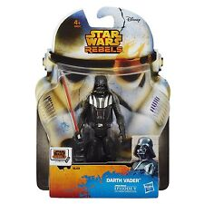Star Wars Rebels Saga Legends DARTH VADER Figure by Hasbro (SL09/A8652)