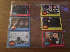 Star Wars Family Guy Blu-Ray DVD Special Edition Card Set (30)