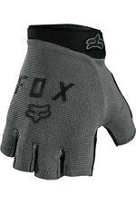 Fox Ranger half Finger Fingerless Gloves Gel Grey