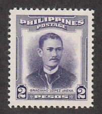 Philippines - 1952 - SC 601 - VLH
