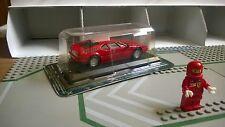 BMW M1 Red 1/43rd DEL PRADO ? suitable Diorama le Mans Display