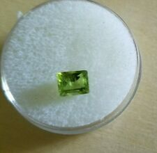 100% Natural Peridot 0.85ct  unheated & untreated *US-Seller*  free shipping
