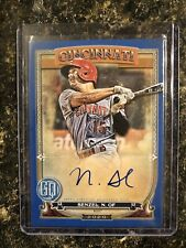 2020 Topps Gypsy Queen Nick Senzel Auto 28/99