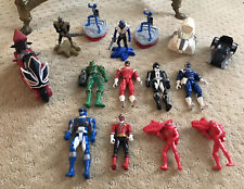 Power Rangers Parts Figures And Vehicle Lot
