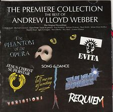 THE PREMIERE COLLECTION The Best Of Andrew Lloyd Webber CD