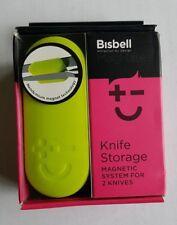 Bisbell Knife Storage Magnetic System For 2 knife