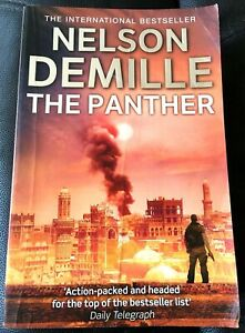 The Panther by Nelson DeMille (Paperback, 2012)