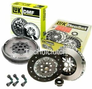 ANNO LUK CLUTCH KIT AND DUAL MASS FLYWHEEL FOR AUDI A4 PETROL SALOON 2.0 TFSI