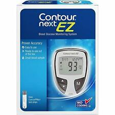 Glucometer Blood Sugar Monitoring Device Diabetic Test Glucose Kit Starter Pack