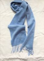Rare Hermes of Paris cashmere and silk muffler scarf in excellent condition