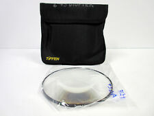 """Tiffen 6"""" DIOPTER +3 Full Field Lens Round Filter Close-Up Proxar"""
