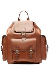 MARC by MARC JACOBS THE SPIRIT OF '72 AMOS BROWN LEATHER MEN'S BACKPACK