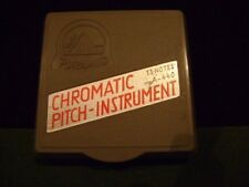 Pyramid Chromatic A-440 13 Notes Made in West Germany Case Old