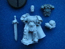 40K Space Marine Captain Commander Master Of The Chapter *New** (P3)